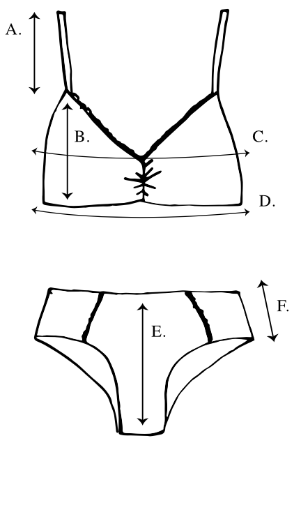 Size Guide Intimates