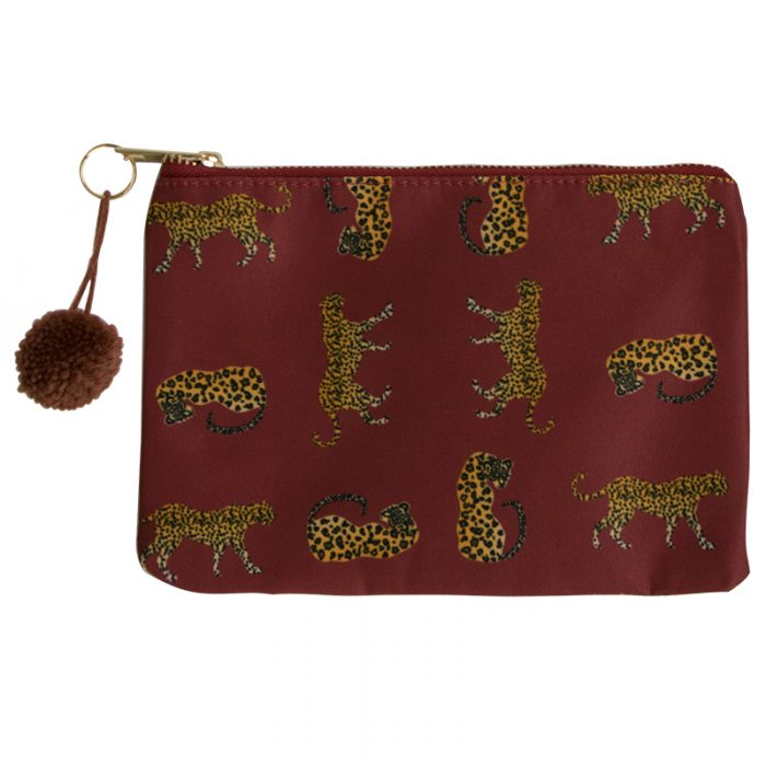Make-up bag Leopard