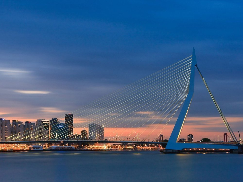 Travel Guide - Rotterdam