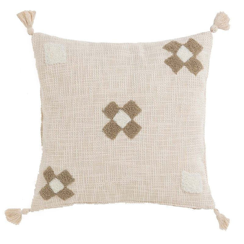 Tufted cushion Lilian