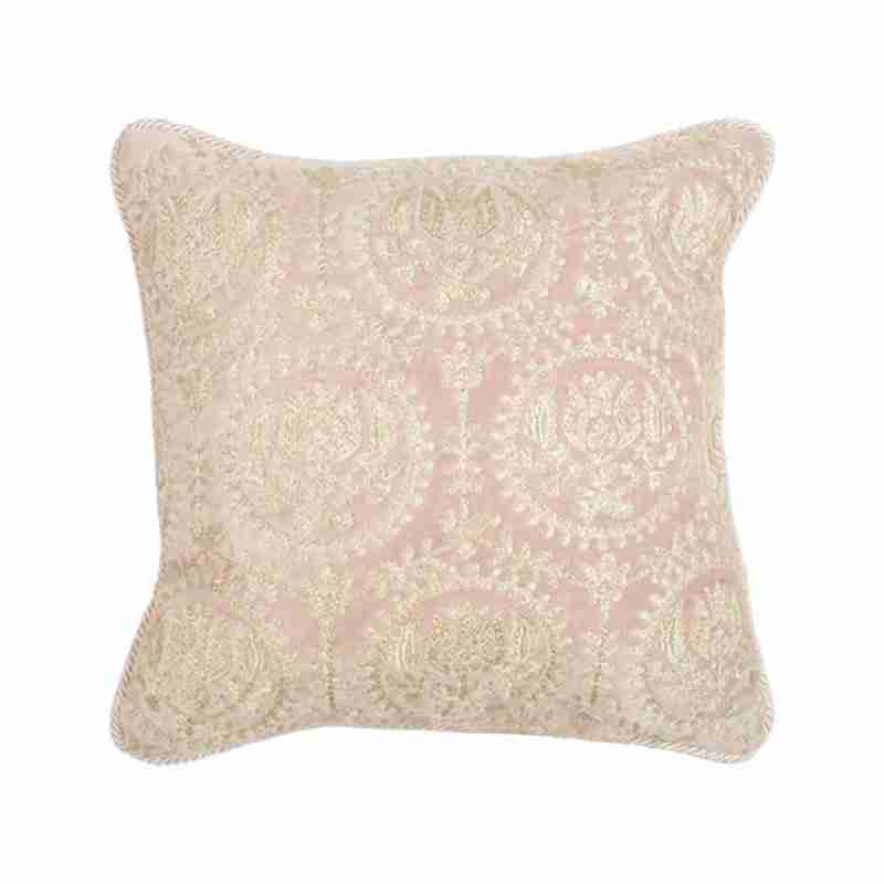 Velvet cushion Manette