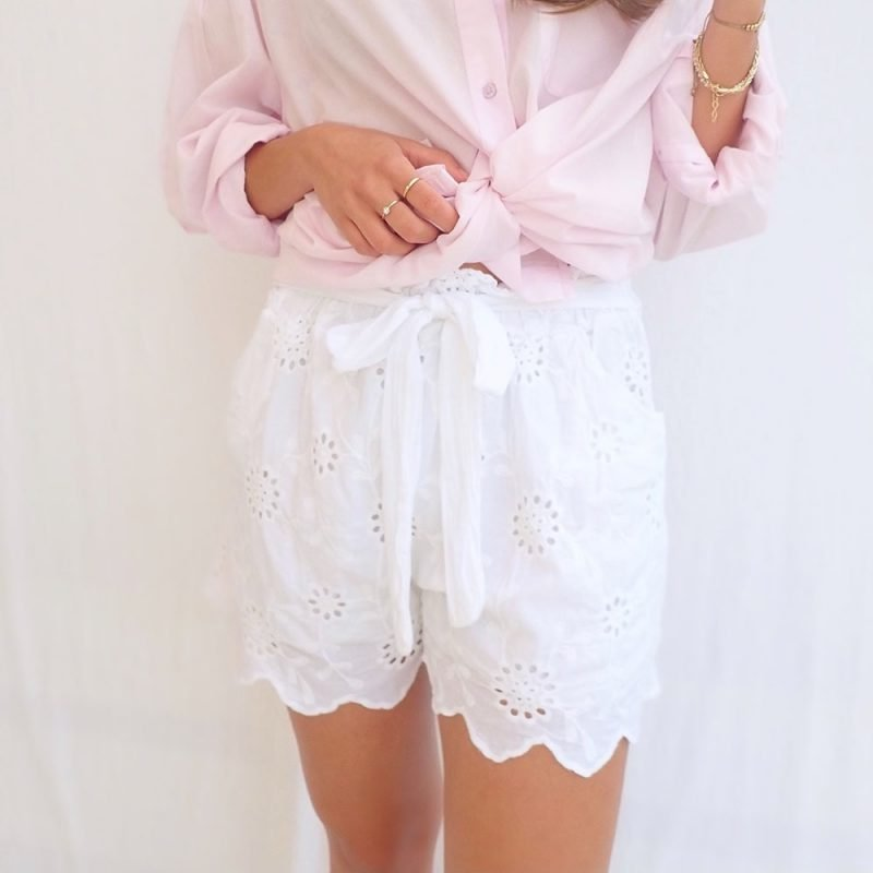 Embroidered Shorts Imogen